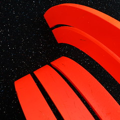 curved (vertblu) Tags: red black curvy curved curves curve construction bench climbingcontraption sculpture multipurposeconstruction abstract abstrakt abstraction abstractsquared abstracted abstractreality graphical graphic minimal minimalism minimalismus vibrantcolours vibrancy vividcolours vibrant vibrantandminimal vibrantminimalism vertblu 500x500 bsquare diagonal rotrossorougerood onblack