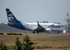 N625AS_737-790(BDSF)_ASA_KSEA_8695 (Mike Head -Jetwashphotos) Tags: boeing 737 737790 bdsf as asa alaskaairlines sea ksea seatac wa washingtonstate us usa america