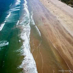 IMG_2014e (ppg_pelgis) Tags: portstewart northern ireland uk beach strand sea ocean wave summer sand green water white foam sunny ulster londonderry derry