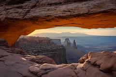 Mesa Arch I (SomethingUWontForget) Tags: landscape canyonlands national park utah arch