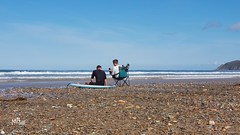 2018-08-01_03-11-36 (mich53 - thank you for your comments and 5M view) Tags: plage beach manche normandy normandie samsunggalaxynote8 mer vacances lespieux ciel sable