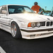 BMW 5 Series E34 (Cars & Coffee of the Upstate)