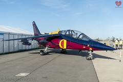 The Flying Bulls Alpha Jet (AircraftLovers.com) Tags: 2018 planespotting aviation avgeek airport berlin berlinairport schönefeld schönefeldairport schonefeld schonefeldairport schoenefeld schoenefeldairport sxf eddb ber aircraft flugzeug plane aircraftlovers aircraftloversde aircraftloverscom bbi willybrandt ila ilaberlin ilaberlinairshow airshow ila2018 red bull the flying bulls redbull flyingbulls theflyingbulls dassaultdornier alpha jet a dassault dornier alphajet oefrb
