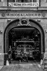 Hook & Ladder 8 (llondru) Tags: ghostbusters firehouse canon eos 100d efs 18135 is stm