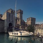 Sirmione Castle, Lago di Garda, Italy thumbnail