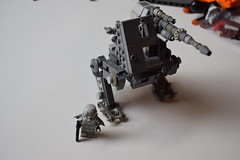 [WIP] AT-DT for the Mimban Moc (Luca s projects) Tags: wip lego moc atdt solo star wars story