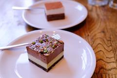 Raw Dessert Chocolate (ella.o) Tags: raw rawdessert dessert chocolate cheesecake