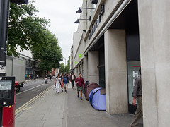 Tottenham Court Road. 20180815T12-11-19Z (fitzrovialitter) Tags: tent homeless vagrant camdencouncil peterfoster fitzrovialitter city camden westminster streets rubbish litter dumping flytipping trash garbage urban street environment london fitzrovia streetphotography documentary authenticstreet reportage photojournalism editorial captureone olympusem1markii mzuiko 1240mmpro microfourthirds mft m43 μ43 μft geotagged oitrack exiftool