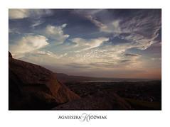 Rocks and stones. (smoothna) Tags: mountains smoothna d90 sunset poland nature skyporn pieniny góry