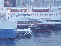 """Vågsfjord"" og ""Nordstjernen"" (OlafHorsevik) Tags: ferge ferga ferje ferja ferry"