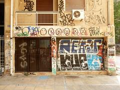 Phases (aestheticsofcrisis) Tags: street art urban intervention streetart urbanart guerillaart graffiti postgraffiti athens athen attiki athina greek greece europe eu exarcheia exarchia
