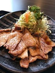 豚生姜焼き (96neko) Tags: snapdish iphone 7 food recipe 青竹