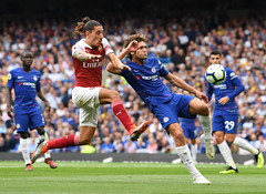 Chelsea v Arsenal - Premier League (Stuart MacFarlane) Tags: sport soccer clubsoccer london england unitedkingdom gbr