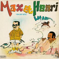 Max et Henri - On dot istil (oopswhoops) Tags: vinyl album french westindies antilles gwoka debs
