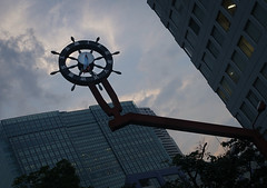 Tokyo Minato (alouest225) Tags: alouest225 sony rx100m3 tokyo japon shiodome minato
