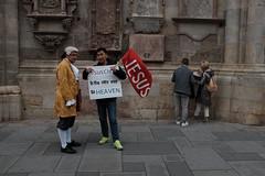 wayfinding (spanaut) Tags: street wien austria at jesus streetphotography church stephansdom religion wig proofprinted