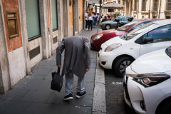 _DSF2331 (Dima7447) Tags: street streetphotography urbanphotography man uomo anziano oldman life vita fatica cammino walking people gente