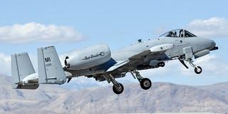 A-10C 80-0221/MI 107th FS/ 127th Wg - MI ANG