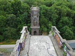 Hypendahl-Viadukt (MLopht   Dortmund) Tags: viadukt brücke hympendahl ruine brückenkopf brückenköpfe phoenixwest dortmund hörde luftbild drohne dji mavicpro drone graffiti