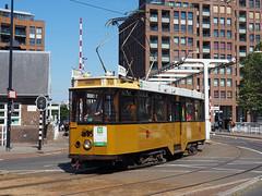 RET 565 (jvr440) Tags: tram trolley strassenbahn ret allan romeo rotterdam lage erfbrug 565
