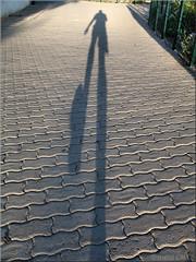 A small step for man, ... (Bernergieu) Tags: shadow schatten selfie