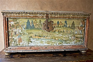 Mexican Colonial Chest