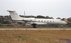 T7-SAL LMML 21-06-2018 (Burmarrad (Mark) Camenzuli Thank you for the 12.2) Tags: airline private aircraft gulfstream g450 registration t7sal cn 4354 lmml 21062018