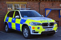 OU18 AZA (S11 AUN) Tags: thames valley police tvp bmw x5 4x4 arv armed response vehicle firearms support unit adt advanced driver training traffic car roads policing rpu 999 emergency ou18aza