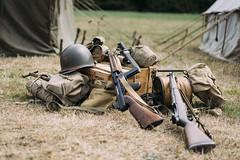 DSC03367 (itsExit) Tags: knesselare vlaanderen belgium be sony alpha 7iii prime lens fe wingsandwheels ursel 2018 military 55mm 18 zeiss guns