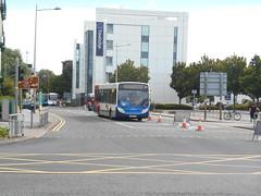Stagecoach in South Wales 27697 (Welsh Bus 18) Tags: stagecoach southwales cummins adl enviro300 27697 cn60cvr cardiffbay hemingwayroad nationaleistedfodd2018 b42f