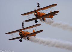 Aerosuperbatics Wingwalkers 12 Aug 18 -4 (clowesey) Tags: blackpool airshow 2018 aerosuperbatics wingwalkers aerosuperbaticswingwalkers blackpoolairshow blackpoolairshow2018