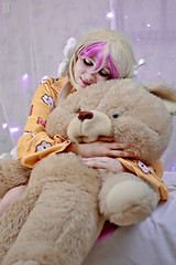 Nemurin (bax390) Tags: cosplay cosplaygirl boudoir