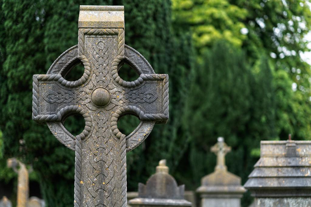 OLD CHURCHYARD KNOWN AS ST. JOHN'S [DUBLIN ROAD KILKENNY]-142957