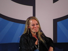 IMG_0863 (grooverman) Tags: comicpalooza comic con convention may 2018 star trek panel jeri ryan canon powershot sx530