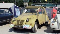 Citroën 2CV 1961 (XBXG) Tags: wfo 656 wfo656 citroën 2cv 1961 det 2018 citroën2cv 2pk eend geit deuche deudeuche 2cv6 dinslaken deutschland duitsland germany vintage old classic french car auto automobile voiture ancienne française outdoor yellow jaune