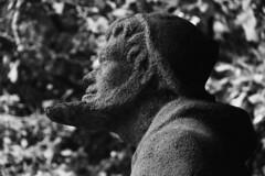 Rübezahl (michael_hamburg69) Tags: schleswigholstein germany deutschland norddeutschland neumünster nms sculpture skulptur male rübezahl ruebezahl bildhauer künstler georgfugh hansböcklerschule elchweg124537neumünster