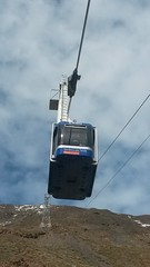 20180213_140118 (rugby#9) Tags: cablecar mountain mountteide rock outdoor canaries canaryislands tenerife rocks pylon cables snow cloud clouds telefericodelteide volcanolifeexperience volcano