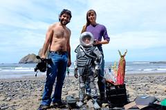 beachfam (nandobrain) Tags: oregoncoast oregon beach sand film