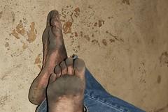 dirty city feet 616 (dirtyfeet6811) Tags: feet soles barefoot dirtyfeet dirtysoles blacksoles cityfeet