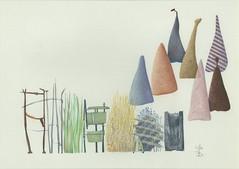 13-17 (janberckmans) Tags: tekening drawing dessin kleurpotlood crayon pencil