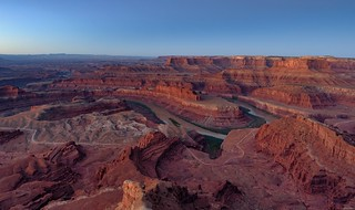 *Dead Horse Point @ blue hour*