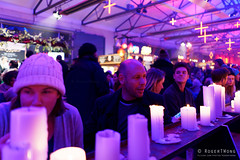 20180617-05-Winter Feast Dark MOFO 2018 (Roger T Wong) Tags: 2018 australia darkmofo hobart pw1 princeswharf1 rogertwong sel28f20 sonya7iii sonyalpha7iii sonyfe28mmf2 sonyilce7m3 tasmania winterfeast candles crowd food people