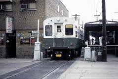 CTA 6000 Kedzie 060281 (jsmatlak) Tags: chicago cta l elevated subway metro train rapid transit electric railway