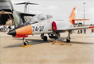 E.25-86 CASA101 Spanish Air Force