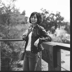 000913110008 (Steven Tsai (正港蔡爸)) Tags: hasselblad501c hasselblad planar128f80mm shanghaigp3100 expiredfilm bw mediumformat analog film filmphotography