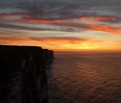 Mazey Shelves Sunset (EmPhoto.) Tags: emmiejgee landscapepassion yorkshire uk sonya7rm2 seascape mazeyshelves