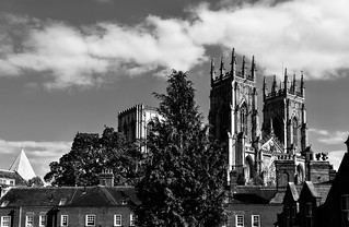 The Minster & The Purey Cust Buildings