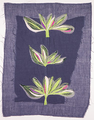 Roots and branches I (Mónica Leitão Mota) Tags: embroidery freemotionstitching textile art fibreart