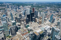 Financial District #30 (Michael Muraz Photography Aerials) Tags: 2018 canada northamerica on ontario toronto world aerial aerialphotography architecture building city cityscape commercial financialdistrict skyscraper town