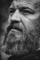 bb (SBW-Fotografie) Tags: sbw sbwfotografie sbwfoto canon canon70d 70d 100mm bart beard beardedbadboys availablelight existinglight naturallight wikinger viking